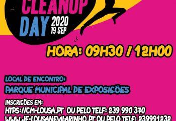 """Lousã celebra o """"World Cleanup Day"""": venha limpar connosco!"""